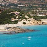 La bellissima Spiaggia di Villasimius