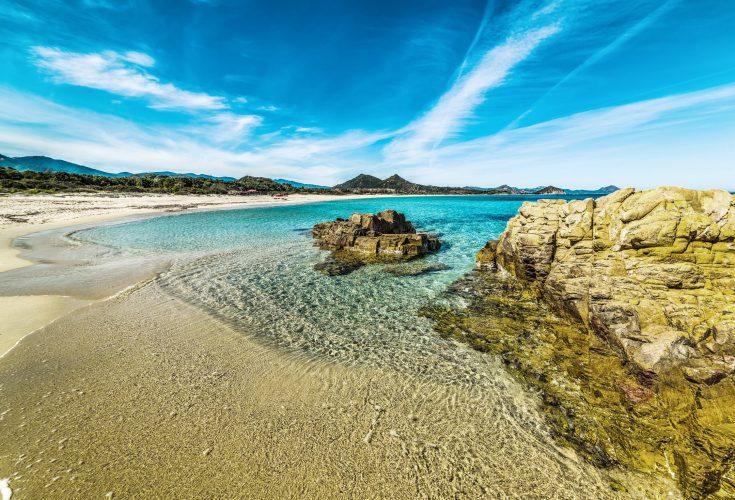 Cala Sinzias, Castiadas Sardegna Cagliari